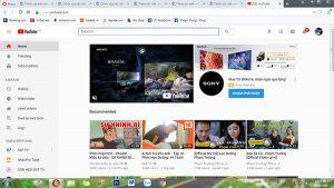 Quảng cáo youtube Bình Dương