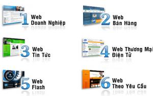 Thiết Kế Website Phú Giáo