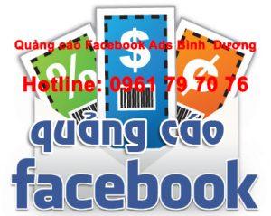 Quảng cáo Facebook Ads Bình Dương