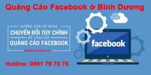 Quảng Cáo Facebook ở Bình Dương