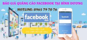 Bao Gia Quang Cao Facebook Binh Duong