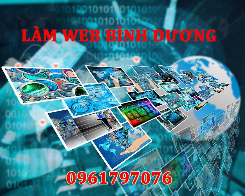 Lam Web Binh Duong