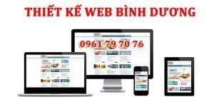 Thiet Ke Web Binh Duong