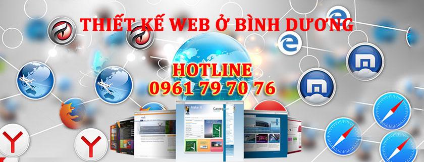 Thiet Ke Web O Binh Duong