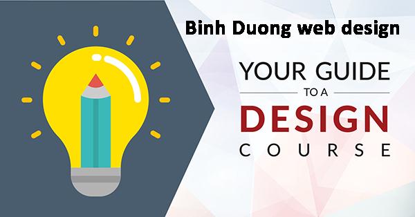 design thiết kế web bình dương