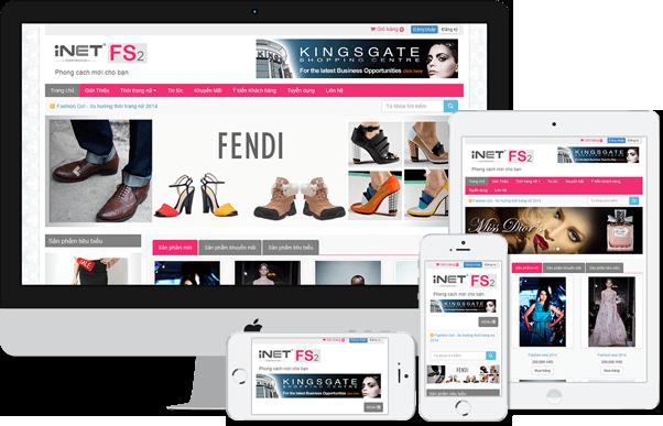 Create new web binh duong