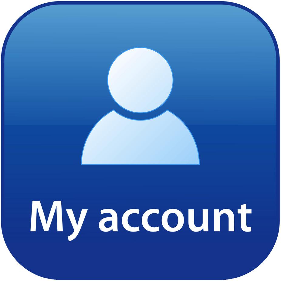 My account thiết kế web bình dương