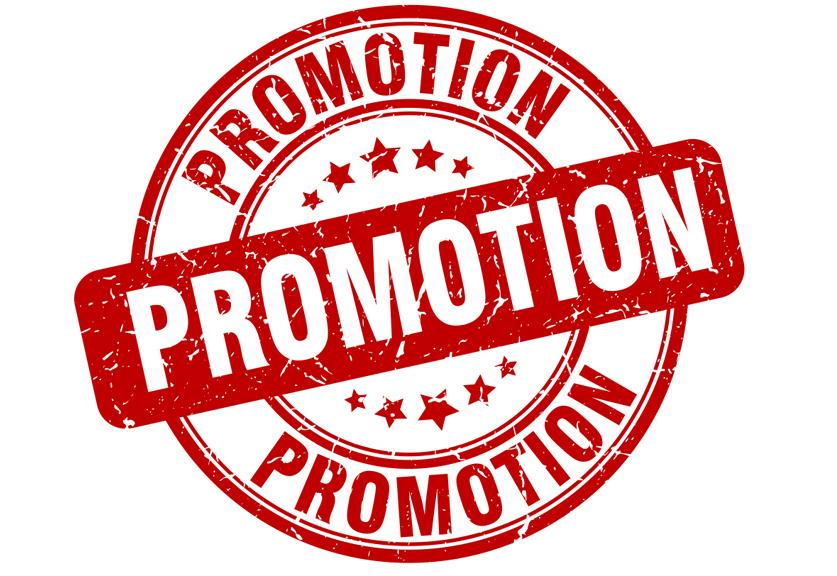 Promotions thiết kế web bình dương