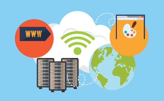 domain và hosting thiết kế web bình dương