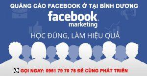 Quảng Cáo Facebook Ở Tại Bình Dương