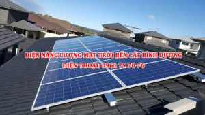 Dien Nang Luong Mat Troi Ben Cat
