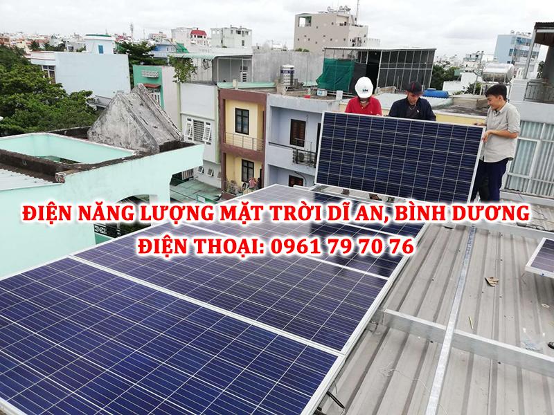 Dien Nang Luong Mat Troi Di An