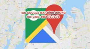 Tao Google Map Binh Duong