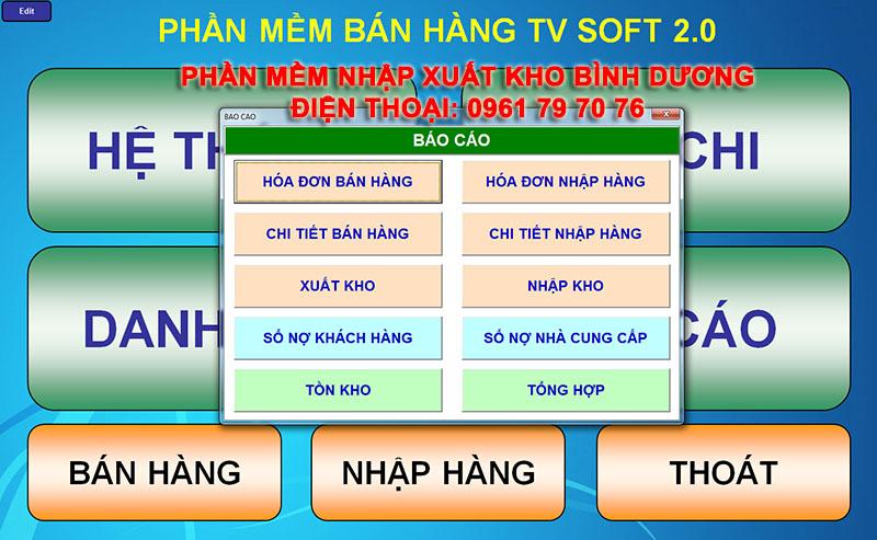 Phan Mem Nhap Xuat Kho Binh Duong