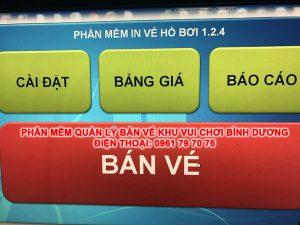 Phan Mem Quan Ly Ban Ve Khu Vui Choi Binh Duong