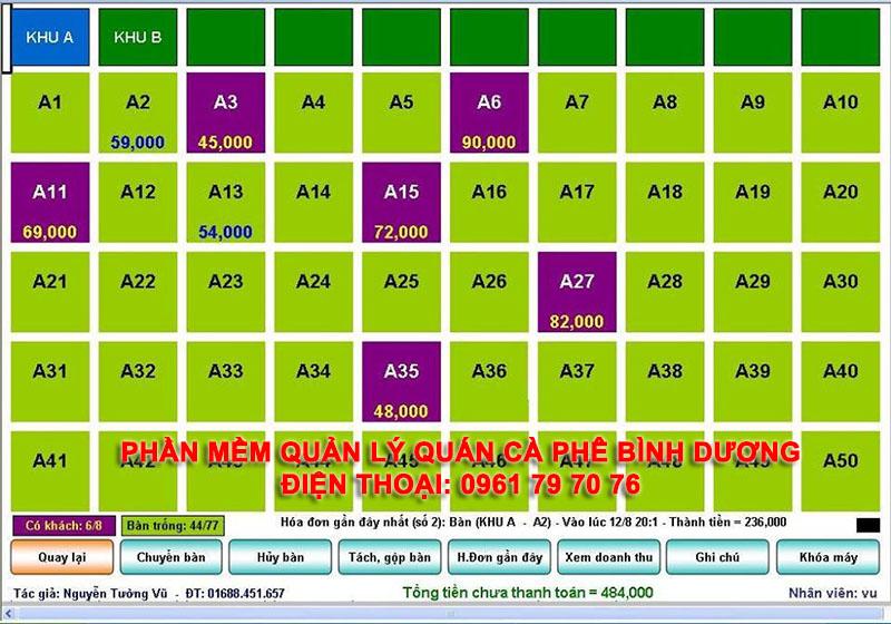 Phan Mem Quan Ly Ca Phe Binh Duong