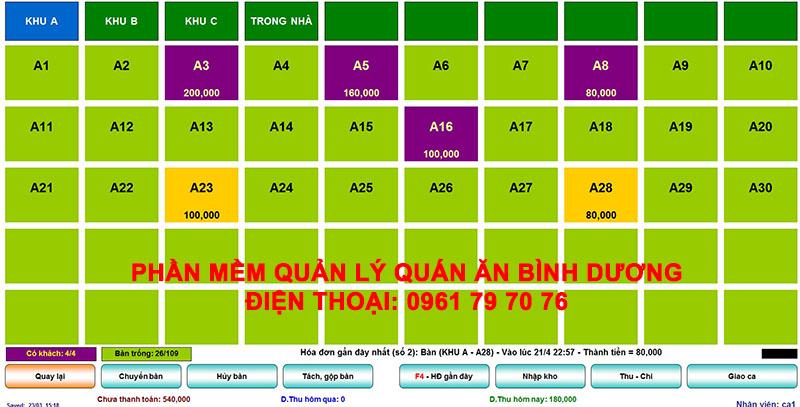 Phan Mem Quan Ly Quan An Binh Duong