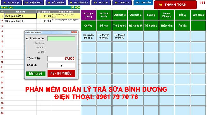 Phan Mem Quan Ly Tra Sua Binh Duong