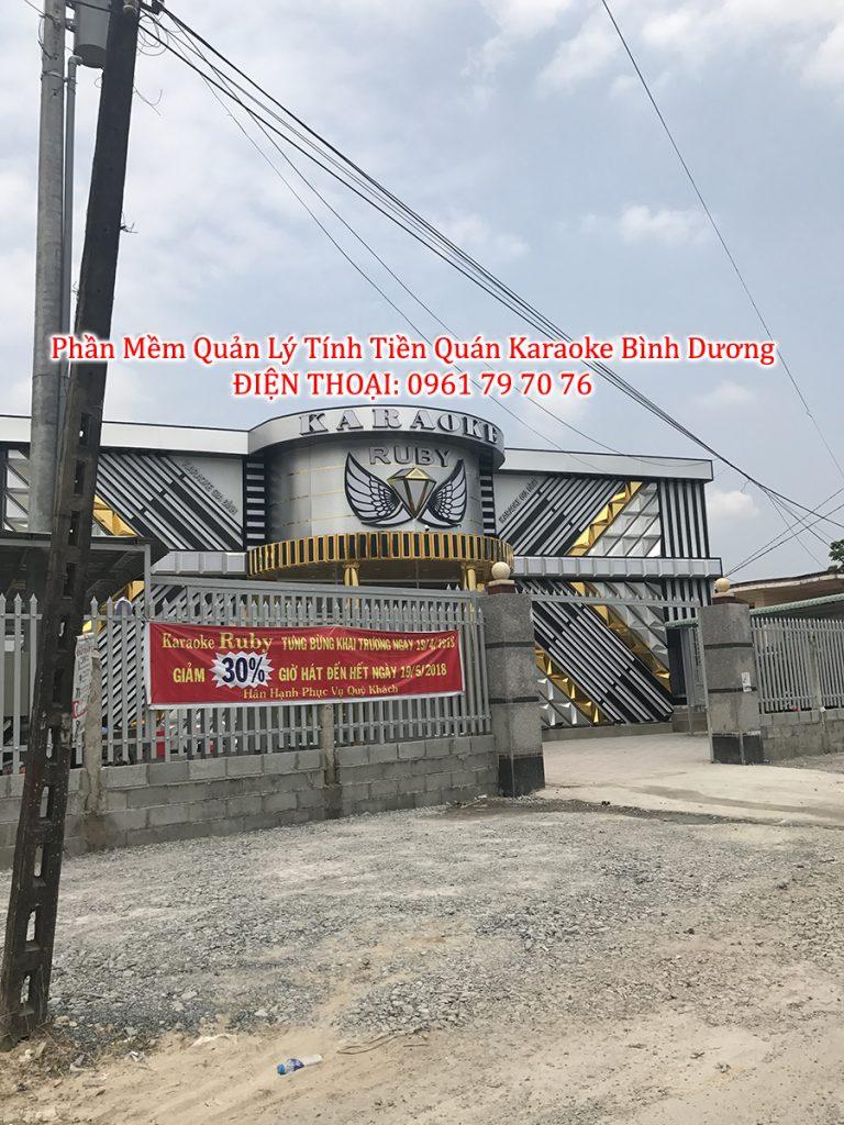 Phan Mem Quan Ly Tinh Tien Quan Karaoke Binh Duong 5