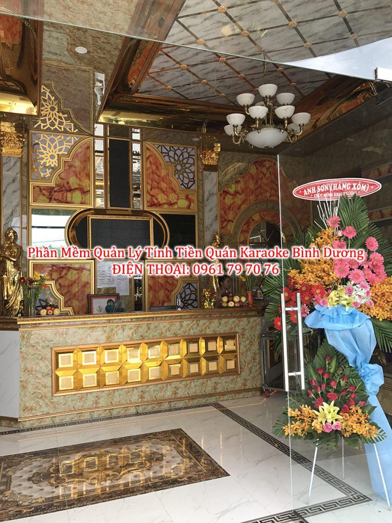 Phan Mem Quan Ly Tinh Tien Quan Karaoke Binh Duong 6