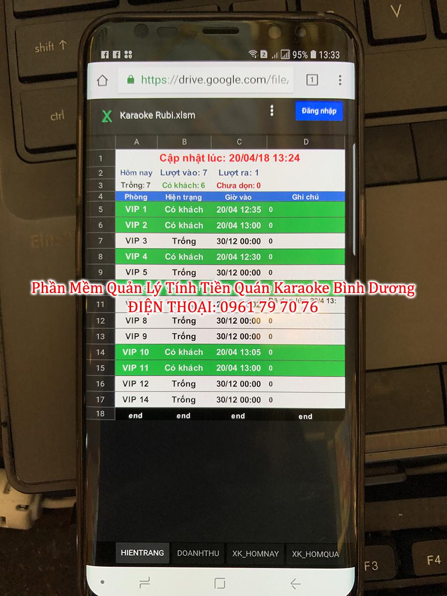 Phan Mem Quan Ly Tinh Tien Quan Karaoke Binh Duong 9
